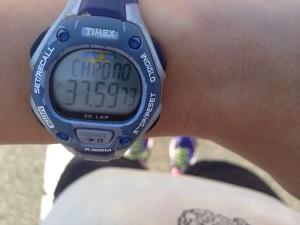 Running: My aching, creaking hips