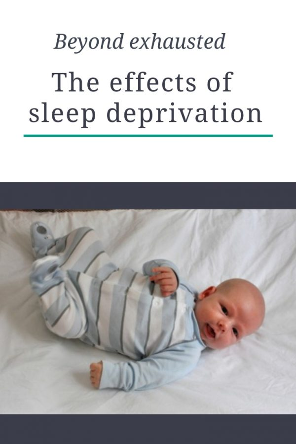 The effects of sleep deprivation - beyond exhaustion