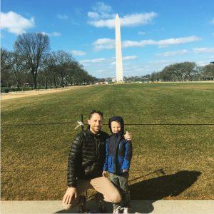 At Washington, D. C.