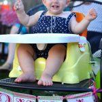 Celebrating our little girl