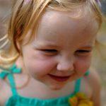 Berkley Grace the birthday girl