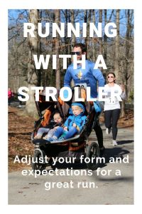 Running: How to run with a jogging stroller