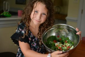 Garden recipes: Mary's homemade garden salad