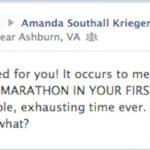 Racing while pregnant: How pregnancy changed my half marathon