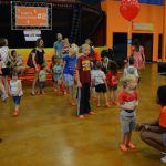 David's high-flying SkyZone birthday party