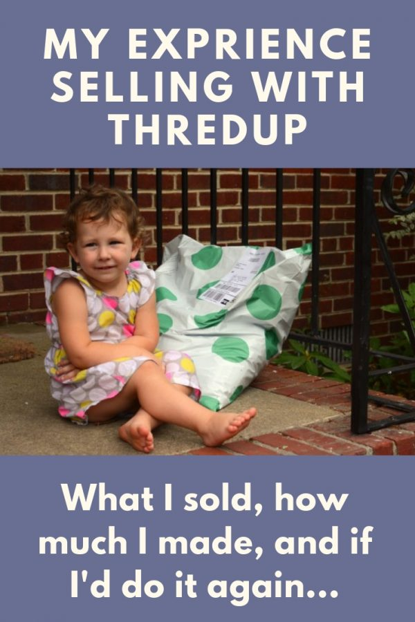 Seller's review of Thredup