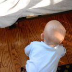 Baby-proofing for the third child