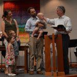 Thomas's baptism