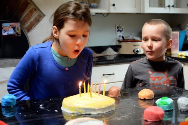 Planet cake Solar system birthday cake