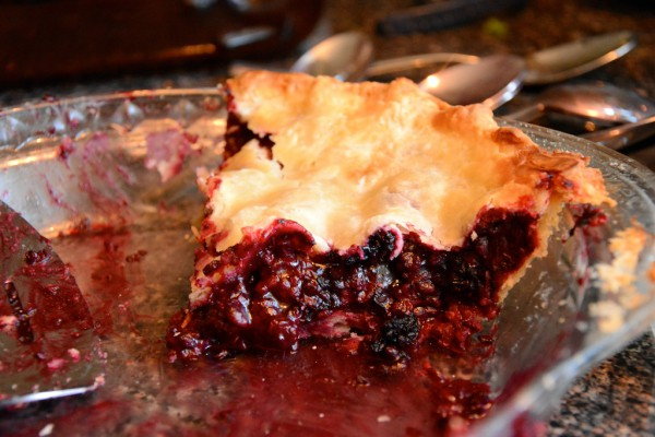 blackberry pie recipe 1