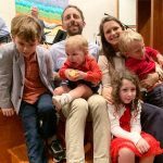 Why I let my kids act like kids at church