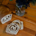 The most-delicious-ever Cinnamon Swirl Bread