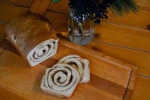 The most-delicious-ever Cinnamon Swirl Bread