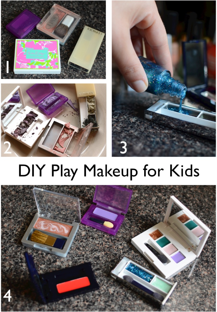 DIY play makeup for toddlers | living on grace