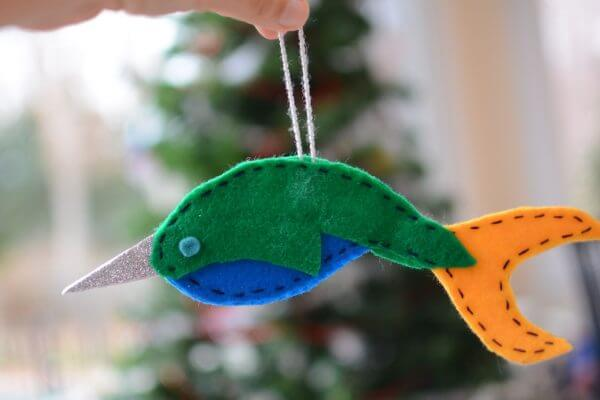 diy_narwhal_ornaments 2