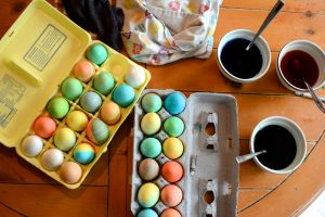 Easter eggs and other forces of nature