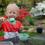 Dyeing Easter Eggs with toddlers (the only how-to you'll ever need)