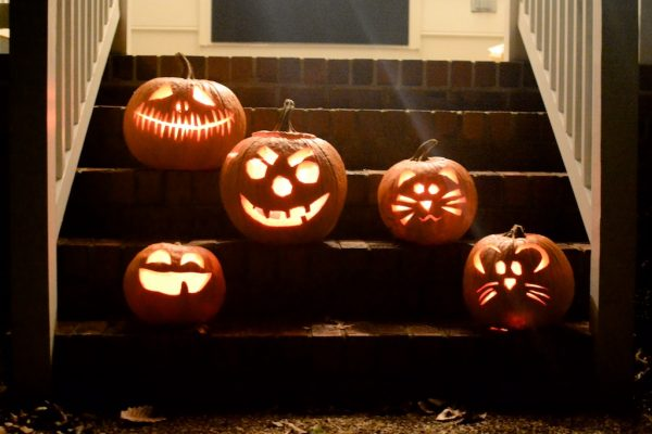 easy carved pumpkin ideas