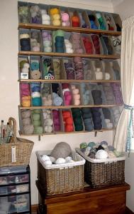 I have a yarn problem