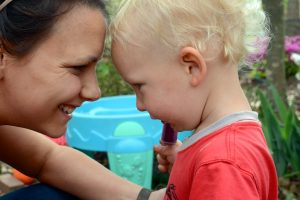 """How to wean a toddler (Or, """"How to wean a mother,"""" depending on how you look at it)"""