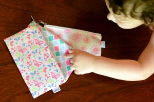 Yummi Pouch cloth snack bags